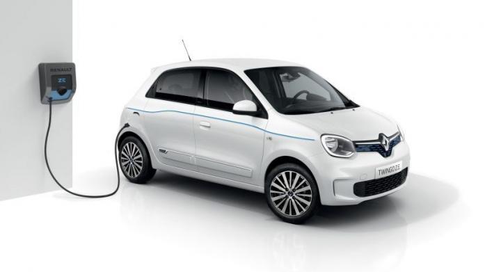 Renault анонсировала «малолитражный» электрокар для поездок по городу (фото)