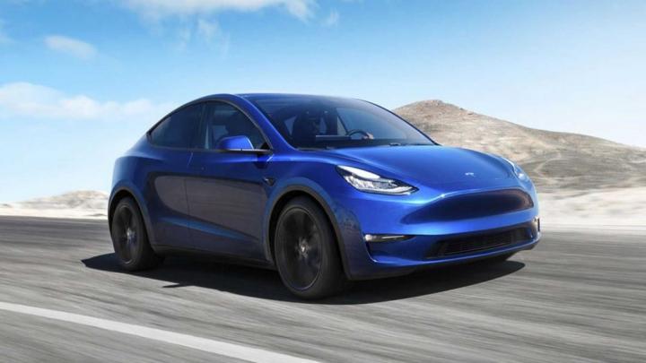 У Tesla Model Y AWD запас хода составит более 500 км