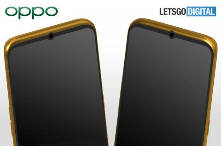 OPPO нашла «новое» место для селфи-камеры в смартфоне (фото)