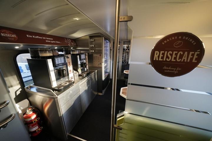 Deutsche Bahn представил обновленный Stadler Kiss (фото)