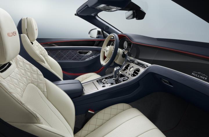 Bentley выпустила версию Continental GTС для «искушенных клиентов» (фото)