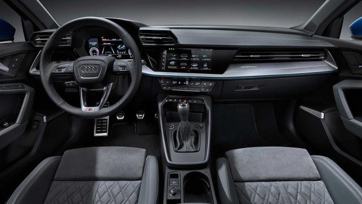 Audi представила компактный хэтчбек Audi A3 (фото)