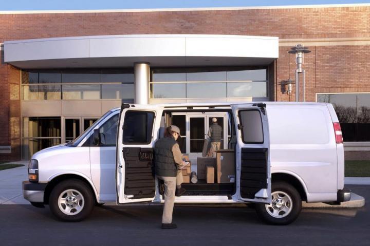 Chevrolet решил обновить модель, которая не менялась уже 20 лет (фото)