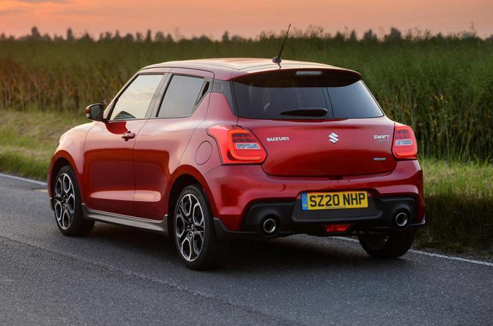 Новый Suzuki Swift Sport станет «мягким» гибридом (фото)