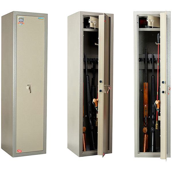 Если вы являетесь владельцем огнестрельного оружия, то вам стоит приобрести оружейный сейф у компании «SAFE77»