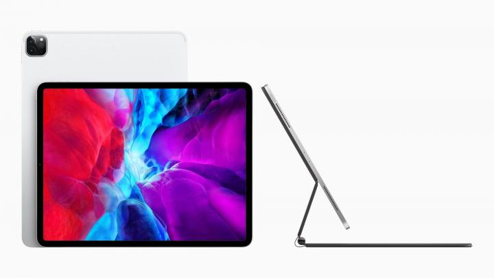 Apple представил новый MacBook Air и iPad Pro с двумя камерами и новой клавиатурой (фото)