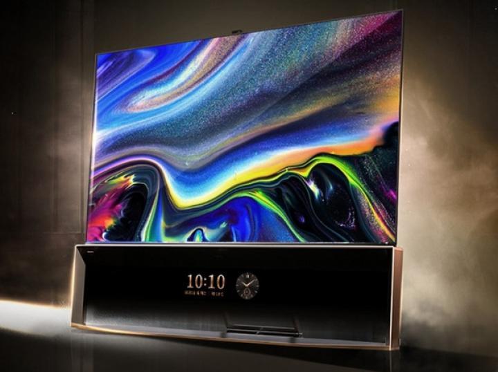 Сколько стоит телевизор с двумя экранами Hisense (фото)