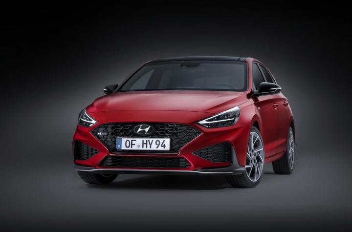 Hyundai представил обновленный i30: что изменилось (фото)