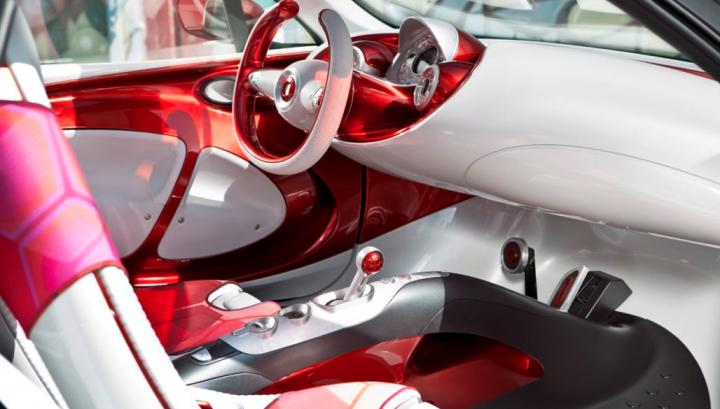 400 км на одном заряде: Smart выпустит миниатюрный электрический кроссовер (фото)