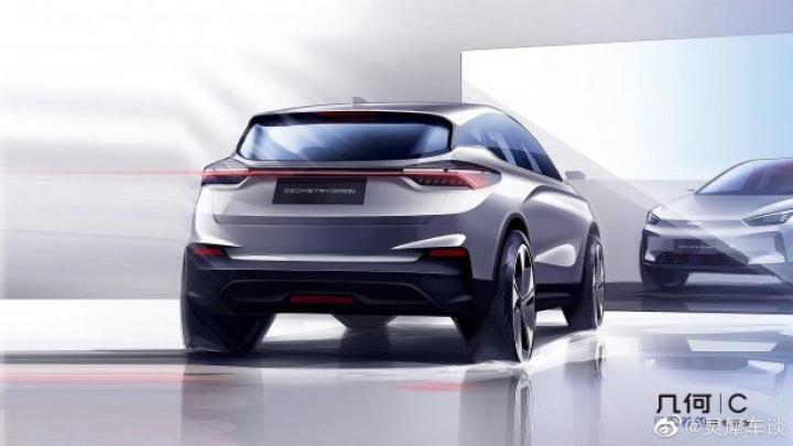 Geely сделал конкурента для Tesla Model Y (фото)