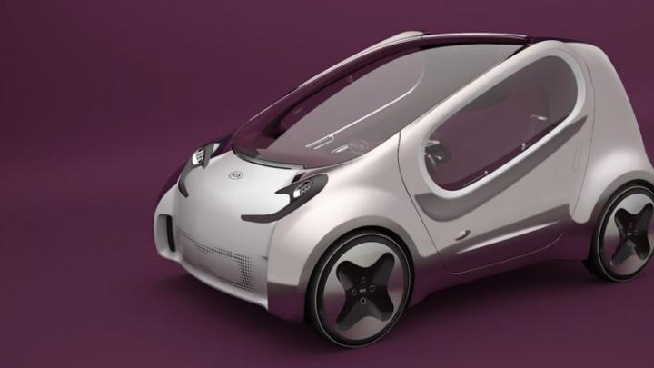 Kia разработает дешевый электрокар за 6 тыс. евро (фото)
