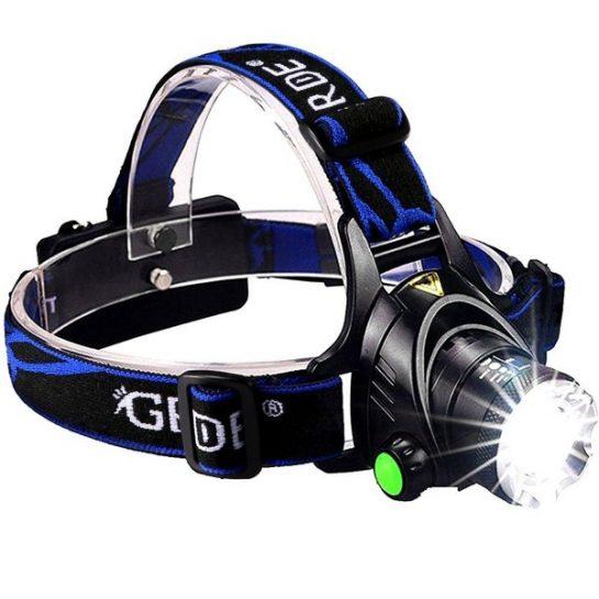Популярные налобные фонари Police