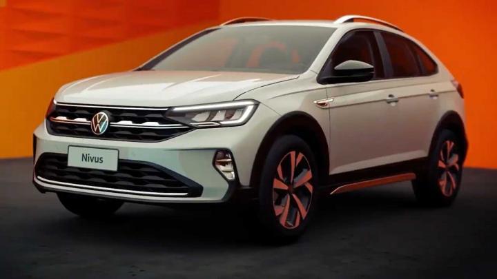 Volkswagen официально представил новейшее кросс-купе Nivus (фото)