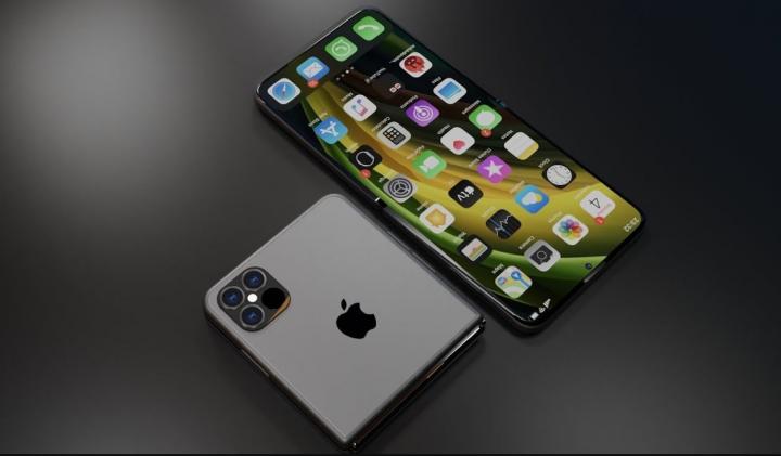 Apple готовится к выпуску гибкого iPhone (фото)