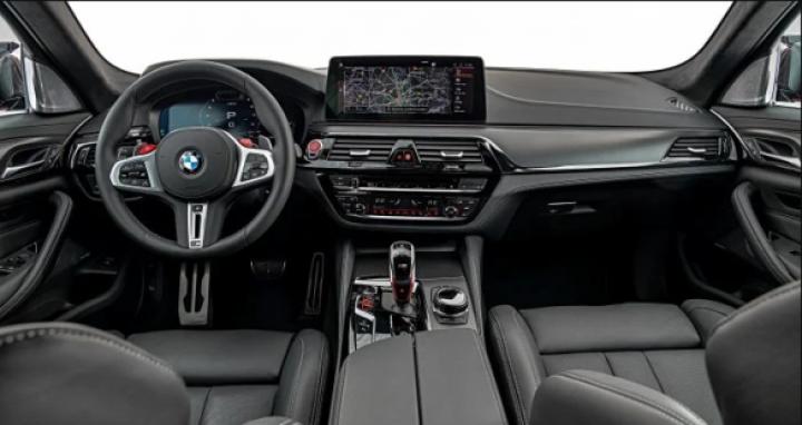 BMW официально представила новый спортивный седан (фото)