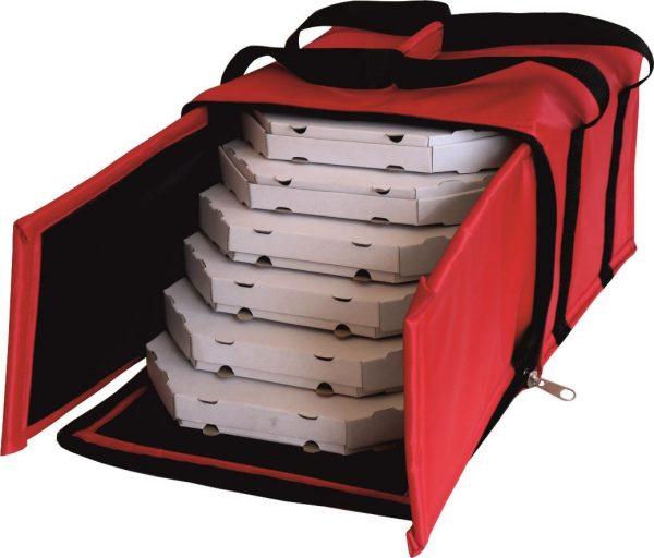 Термосумки для доставки пиццы