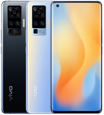 Vivo X50 стал первым в мире смартфоном со встроенным стабилизатором камеры (фото,видео)