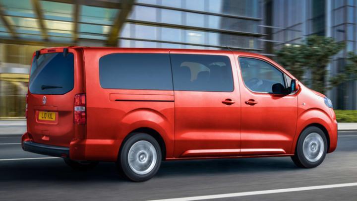 Opel представил новый электрический фургон Vivaro (фото)