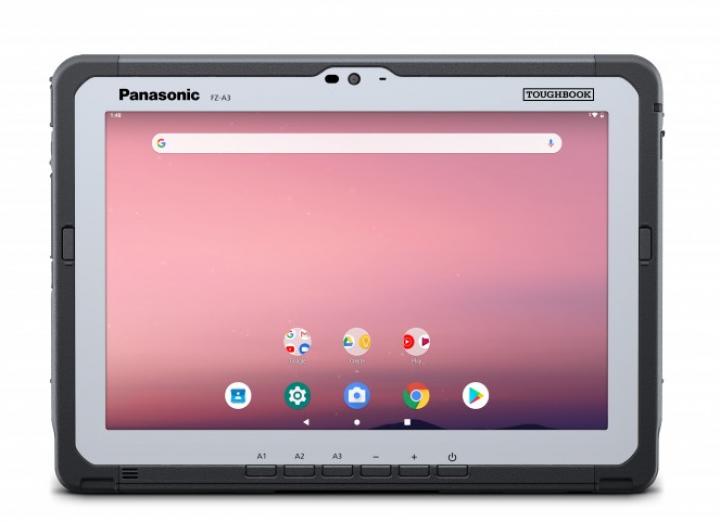 Panasonic выпустила «неубиваемый» планшет со съёмными аккумуляторами (фото)