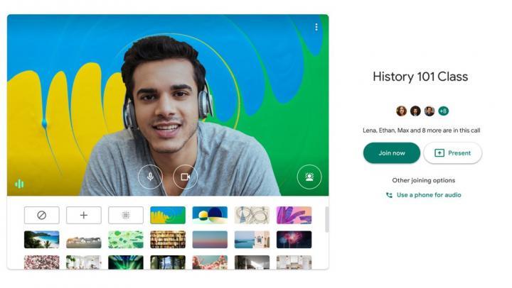 Google анонсировала большое обновление альтернативы Zoom