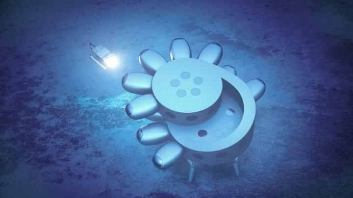 Французы построят международную подводную станцию