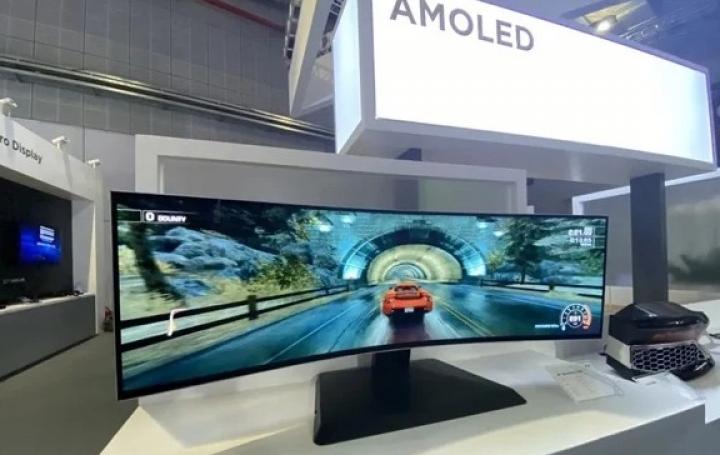 BOE показала новые гибкие дисплеи и подэкранную камеру для смартфонов