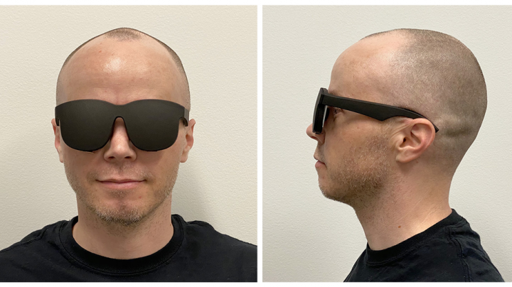 Facebook показала прототип очков виртуальной реальности (фото)