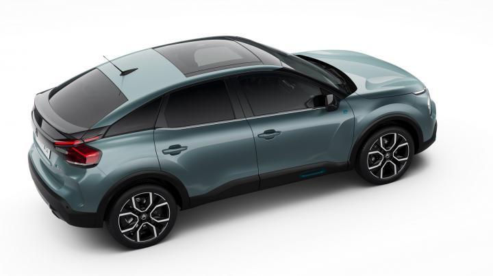 Серийный электромобиль Citroen ë-C4 представлен официально (фото, видео)