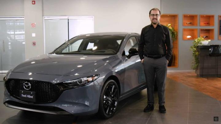 Мексиканцы показали Mazda3 с турбодвигателем