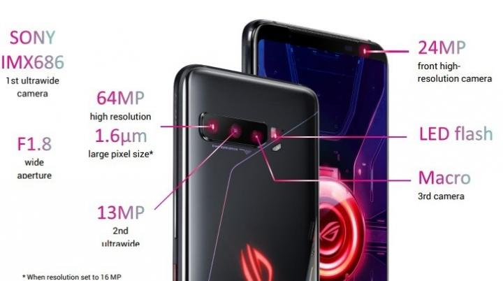 Asus представила самый мощный смартфон в мире (фото)