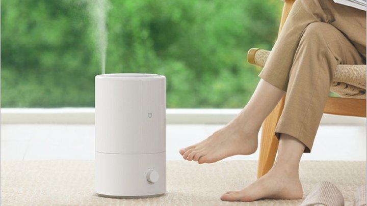 Xiaomi представила недорогой увлажнитель воздуха с Wi-Fi (фото)