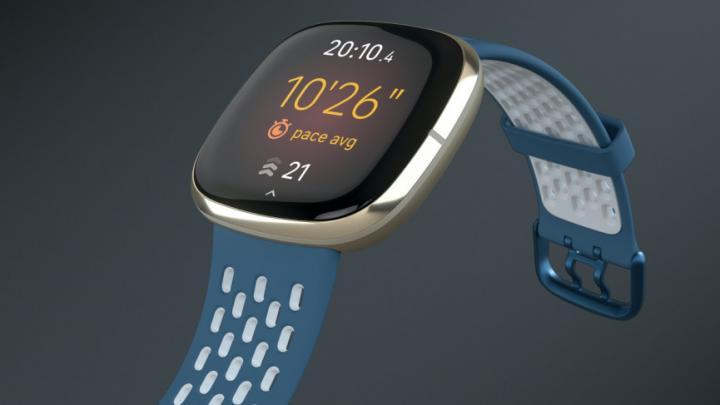 Fitbit представил смарт-часы, которые мониторят уровень стресса (фото)