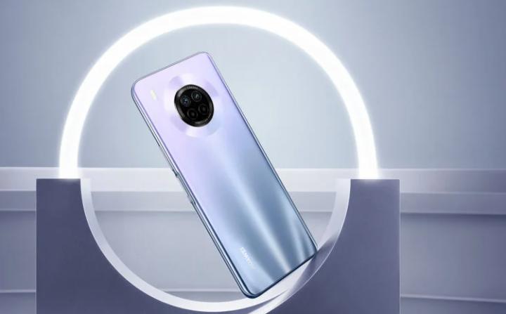 Представлен Huawei Y9a: квадрокамера, выдвижная фронталка и быстрая зарядка (фото)