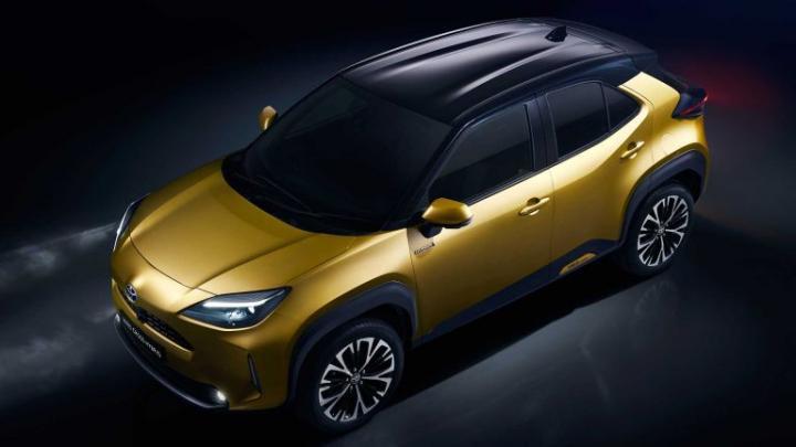 Lexus запатентовал в Европе название LBX (фото)