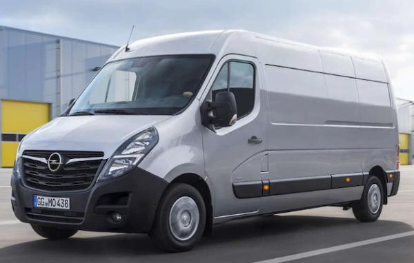 Opel привезет в Украину самый большой коммерческий фургон (фото)