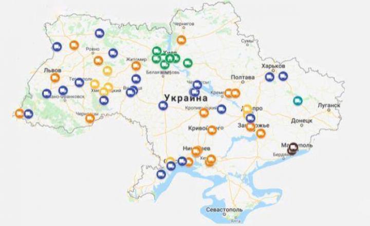 В Украине появится более 50 комплексов для взвешивания транспортных средств