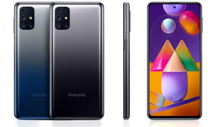 В Украине поступили в продажу Samsung Galaxy M31s: основные характеристики и цены (фото)