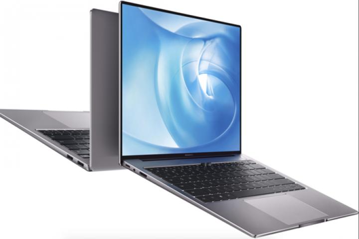 Huawei представила «безрамочный» ноутбук MateBook X (фото)