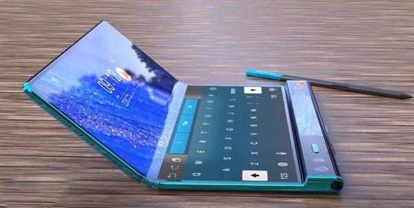 В Сети рассекретили новый складной смартфон Huawei (фото)
