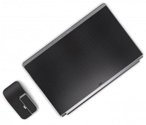 Acer и Porsche Design представили ноутбук с уникальным дизайном (фото)