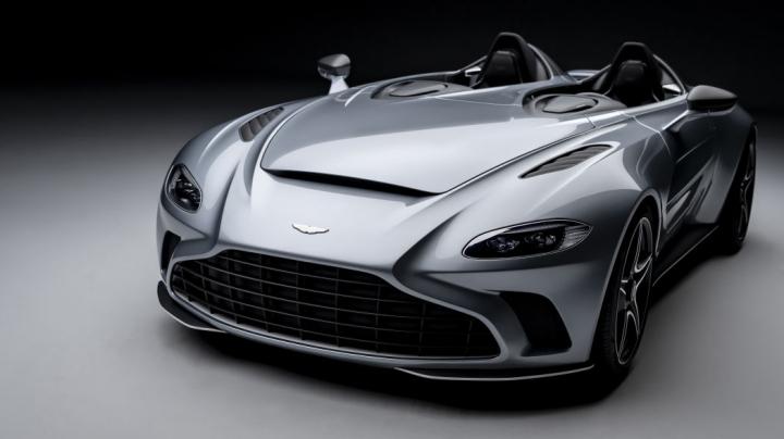 Aston Martin показала первый прототип суперкара V12 Speedster (фото)
