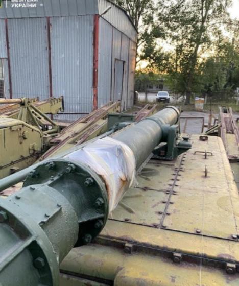 СБУ разоблачила схему незаконного ввоза в Украину зенитно-ракетных комплексов (фото)