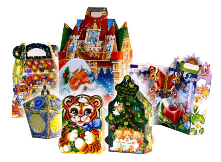 Подарите себе и своим близким сладкие подарки на новогодние праздники от Миллениум