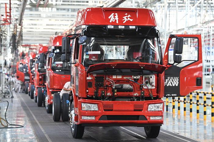 С нарастающими темпами развития экономики Китай полон уверенности в сохранении динамики ее восстановления