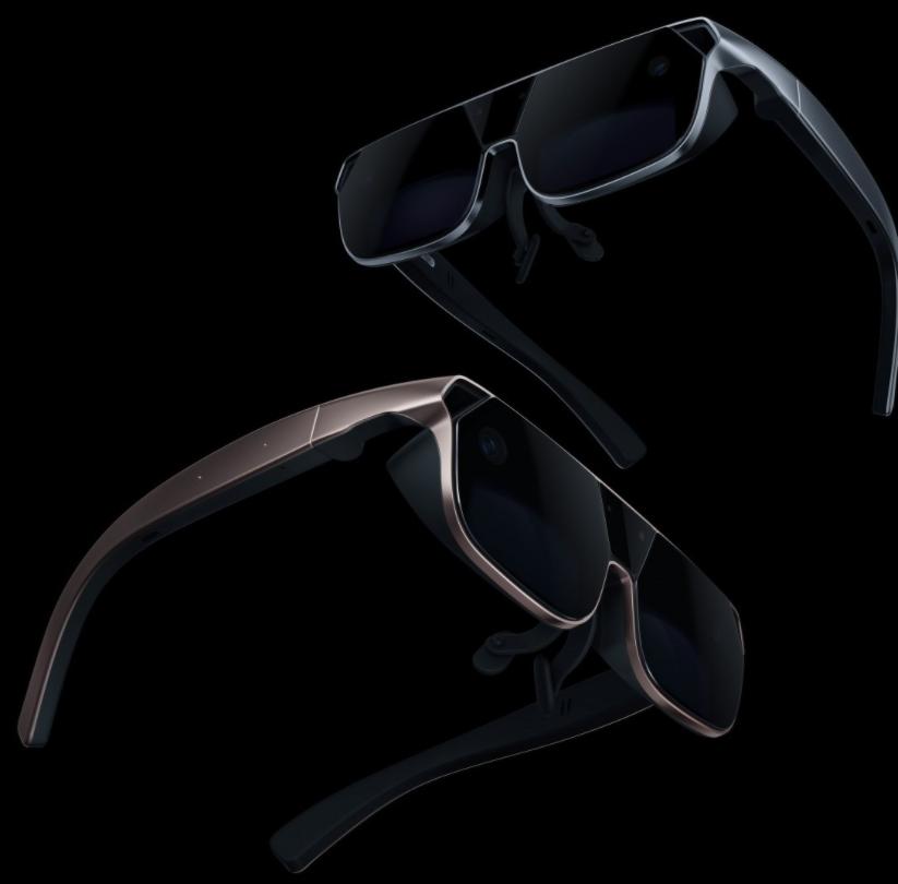 OPPO представила продвинутые очки дополненной реальности (фото)