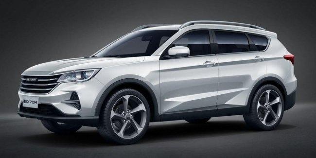 На украинском рынке появится новый китайский бренд автомобилей (фото)