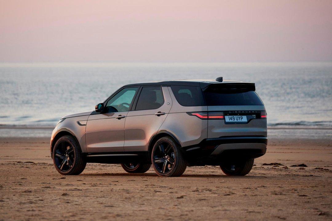 Land Rover представил новый внедорожник с гибридным акцентом (фото)