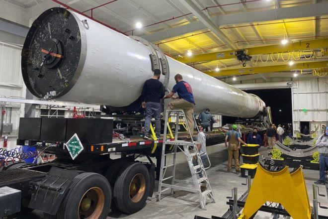 Компания украинского бизнесмена подготовила свою ракету к запуску в космос