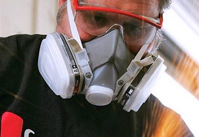 Респираторы — надежная защита органов дыхания