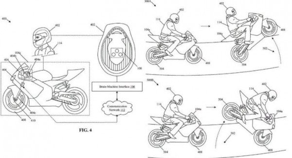 Будущие авто Honda смогут читать мысли для помощи с вождением (схема)